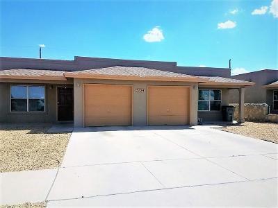 Multi Family Home For Sale: 5724 Saluki Drive #A,B