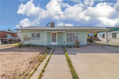 Single Family Home For Sale: 8311 Mount Everest Drive