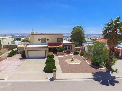 Single Family Home For Sale: 8508 Mountain View