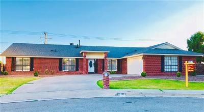 El Paso Single Family Home For Sale: 1923 Preview Place