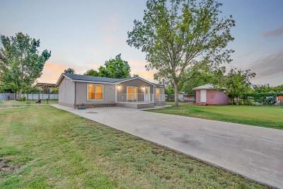San Elizario Single Family Home For Sale: 1207 Gaucho Road
