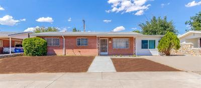 Single Family Home For Sale: 9601 Cosmos Avenue
