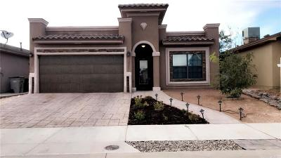 El Paso Single Family Home For Sale: 14211 Rattler Point Drive