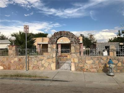 Single Family Home For Sale: 170 Pendell Road