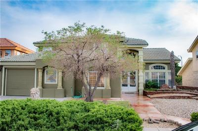 Single Family Home For Sale: 11924 Pueblo Dormido Way Way