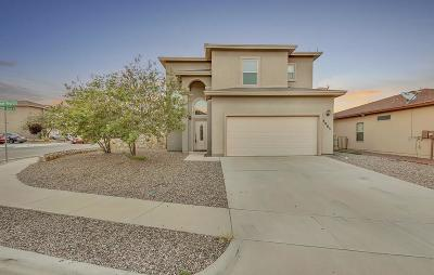 Single Family Home For Sale: 5803 Redstone Pass Court