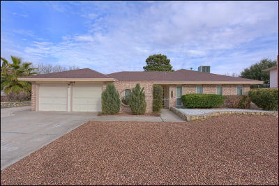 Single Family Home For Sale: 1604 Larry Wadkins Dr.