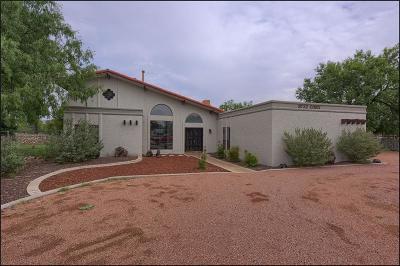 El Paso Single Family Home For Sale: 5732 Cory Drive