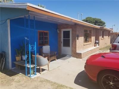 El Paso Single Family Home For Sale: 116 Manor Place