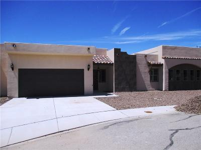 El Paso Single Family Home For Sale: 5833 Spanish Place