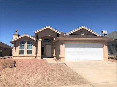 Socorro Rental For Rent: 1127 Valley Ridge Drive