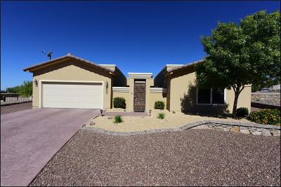 El Paso Single Family Home Active With Contingency: 1665 Balko