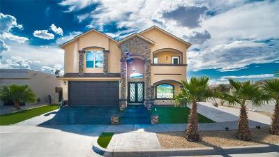 El Paso Single Family Home For Sale: 1609 Cherrington