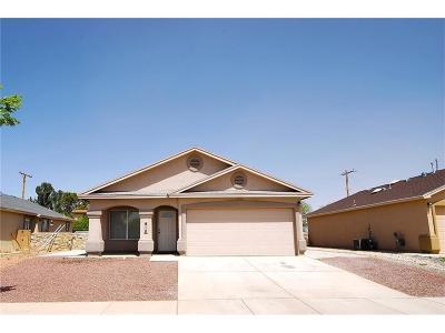 Socorro Single Family Home For Sale: 610 Villas Del Valle Road