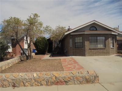 Vista Hills Single Family Home For Sale: 1933 Lyman Dutton Circle