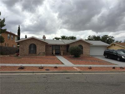Single Family Home For Sale: 438 El Camino Drive