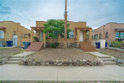 Single Family Home For Sale: 3605-3607 Sacramento Avenue