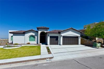 Single Family Home For Sale: 6549 Contessa Ridge