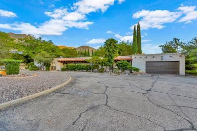 Single Family Home For Sale: 6004 Pinehurst Drive