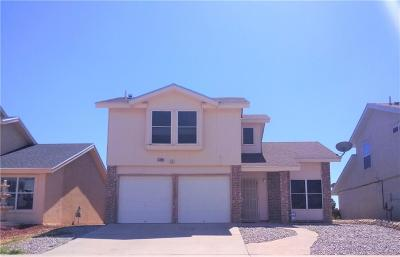 Single Family Home For Sale: 5428 Rick Husband Drive