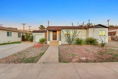 El Paso Single Family Home For Sale: 3222 Stanton Street