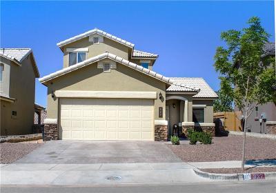Horizon City Single Family Home For Sale: 337 Saltford Drive