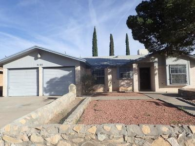 Single Family Home For Sale: 2108 Seagull