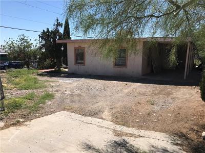Single Family Home For Sale: 4231 Stevens Street