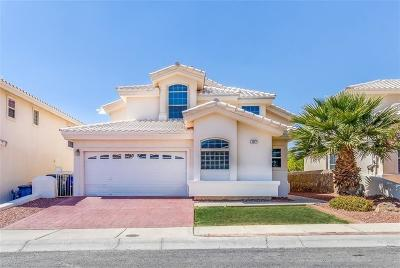 El Paso Single Family Home For Sale: 1617 Via Appia St Street