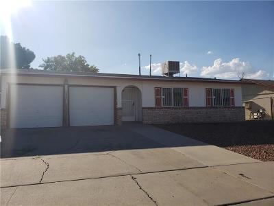 Single Family Home For Sale: 2321 Ken Venturi Lane