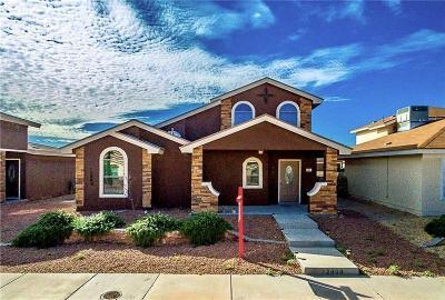 Single Family Home For Sale: 12868 Hueco Cave Drive