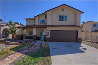 El Paso Single Family Home For Sale: 2304 Passage Place