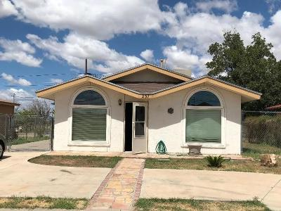 Single Family Home For Sale: 257 Carnes Road