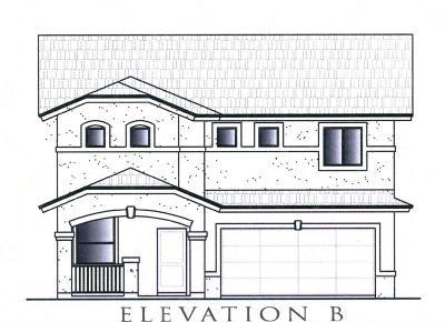 Single Family Home For Sale: 3300 David Palacio Drive