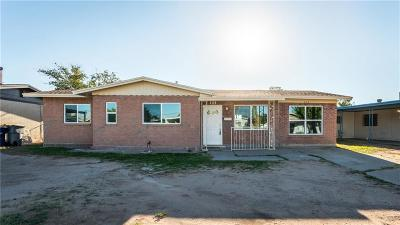 Single Family Home For Sale: 612 De Vargas Drive