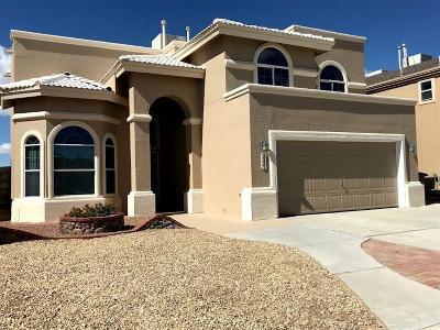 Single Family Home For Sale: 3321 Tierra Palma Drive