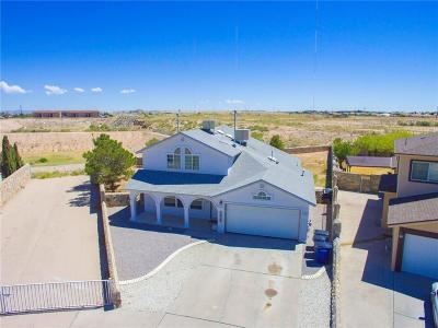 El Paso Single Family Home For Sale: 11748 Campfire
