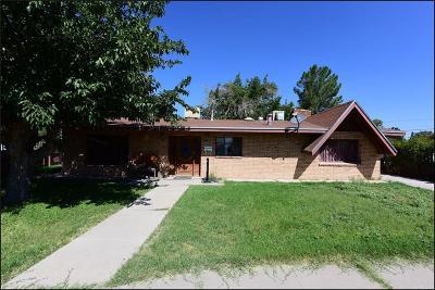 El Paso Single Family Home For Sale: 7516 Glardon Circle