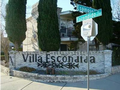 El Paso Condo/Townhouse For Sale: 6700 Escondido Drive #F8