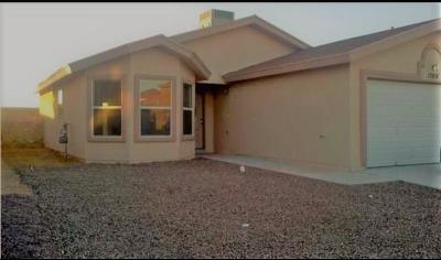 Single Family Home For Sale: 12851 Hueco Hill Drive