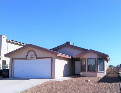 Single Family Home For Sale: 11765 Autumn Wheat Drive
