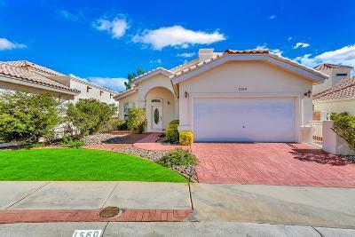 El Paso Single Family Home For Sale: 1560 Via Appia Street