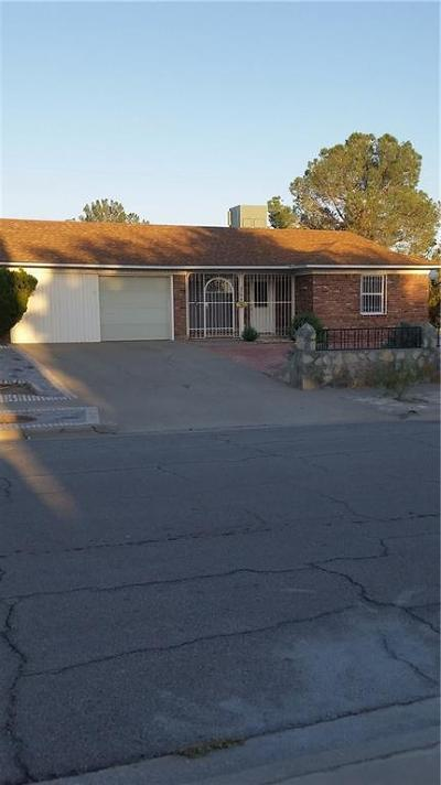 Single Family Home For Sale: 3500 Dundee Street