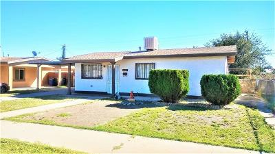 El Paso Single Family Home For Sale: 4808 Sierra Madre Drive