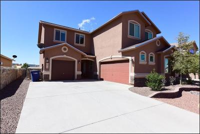 El Paso TX Single Family Home For Sale: $255,750
