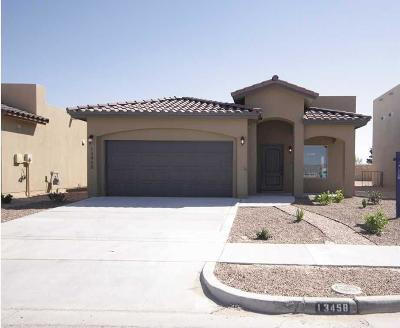El Paso Single Family Home For Sale: 14953 Boer Trail Avenue