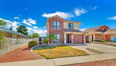 Single Family Home For Sale: 12270 Delacroix Drive