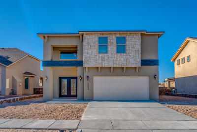 Horizon City Single Family Home For Sale: 12352 Stansbury Drive