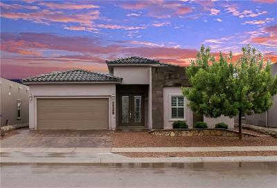 El Paso Single Family Home For Sale: 14508 Ginger Kerrick