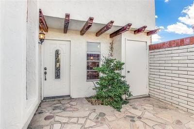 El Paso TX Condo/Townhouse For Sale: $72,000
